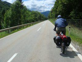 Tag 06 / 22.07.2008Leoben-Graz / 70 km