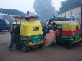 Agrar to Mumbai / 1300km  mit dem Zug