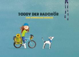 Toddy der Radonör Kinderbuch